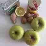 Ingredientes compota