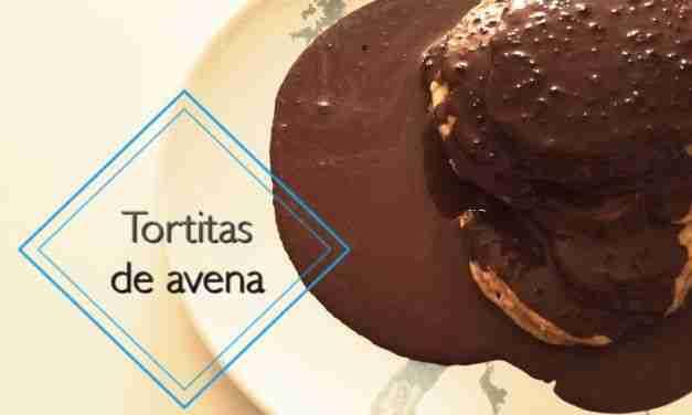 Vídeo-receta de tortitas de avena con plátano