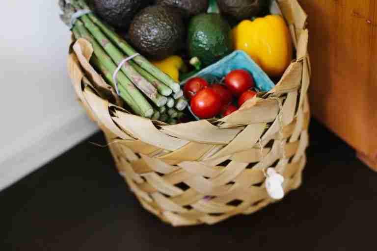 45. Frutas, verduras y hortalizas