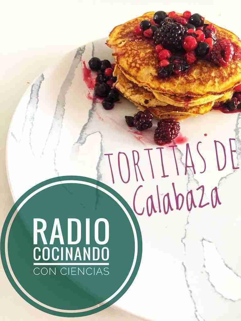 Episodio 18: Tortitas de calabaza y coco