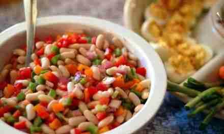 ¡Comed legumbres!