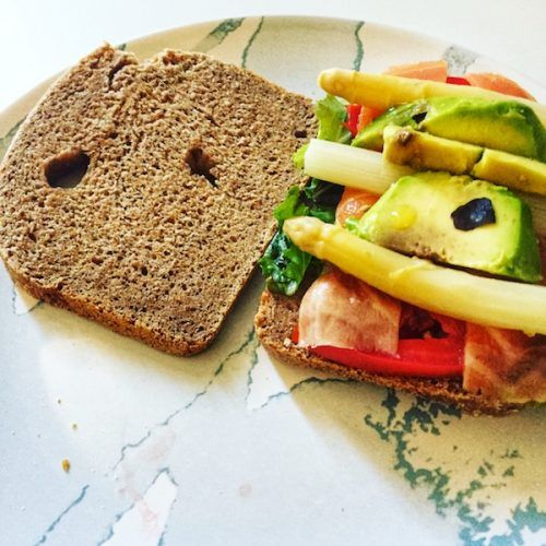 Foto de sandwich integral