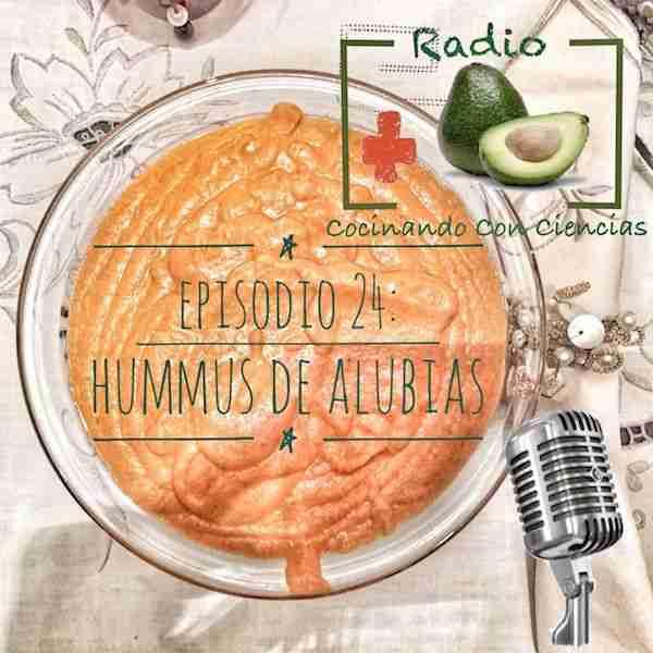 24. Hummus de alubias