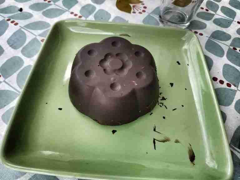 Crocanti de chocolate