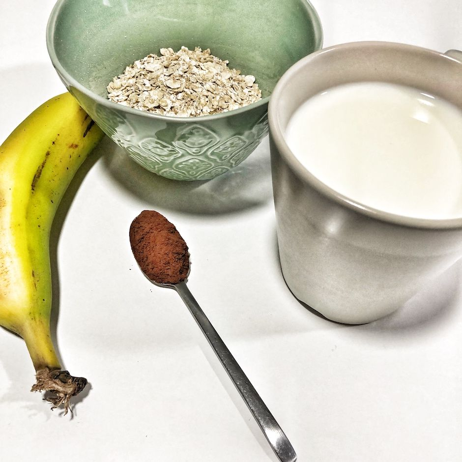 Desayuno saludable y sencillo