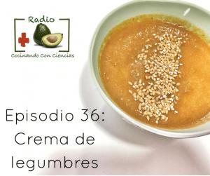 podcast 36 crema de legumbres