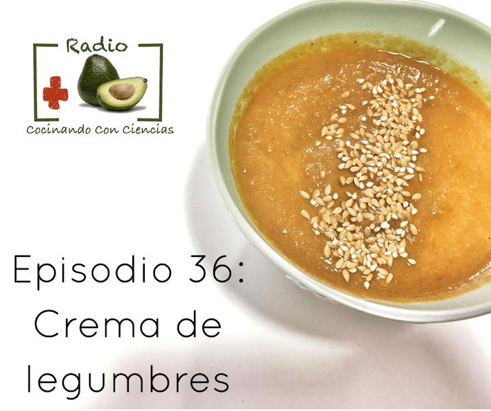 36. Crema de legumbres